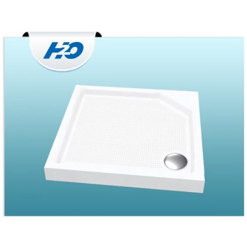 H2O Zénó szögletes zuhanytálca