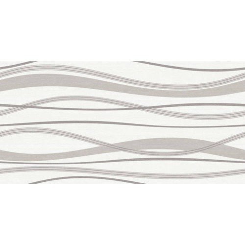 Keramika Kanjiza Habitat Waves Ice 25x50 csempe