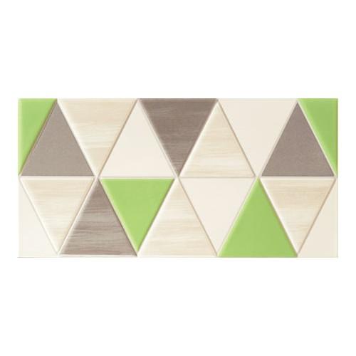 Domino Ceramika Tango Modern 22,3x44,8 dekor