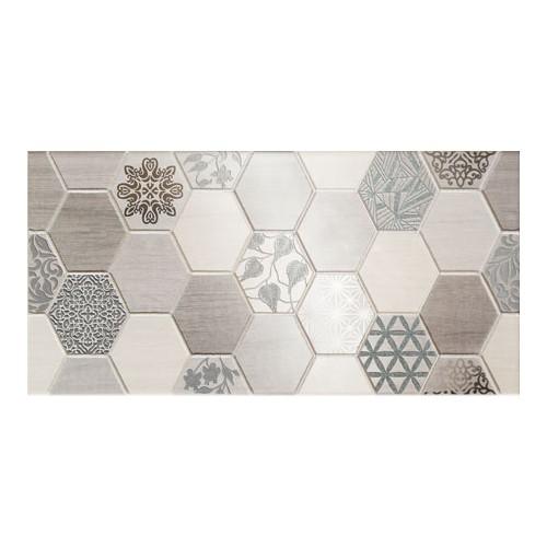 Arte Ceramika Pinia Grey 22,3x44,8 dekor
