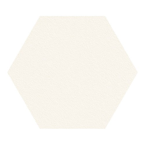 Arte Ceramika Satini White Hexagon 11x12,5 csempe