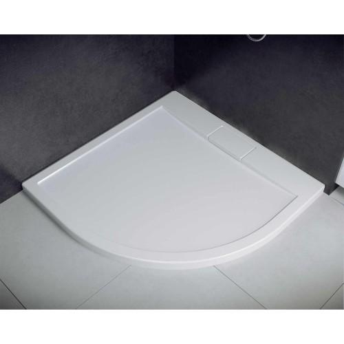 Besco Axim UltraSlim 90 íves zuhanytálca 90x90x4,5