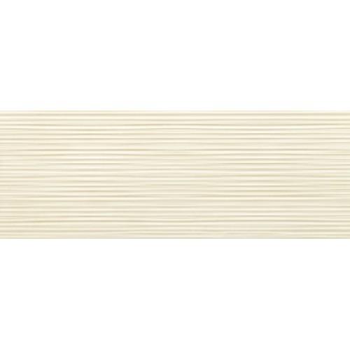 Tubadzin Horizon Ivory STR 32,8x89,8 fali csempe
