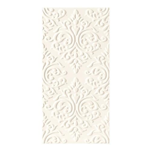 Arte Ceramika Delice White Str 22,3x44,8 dekor