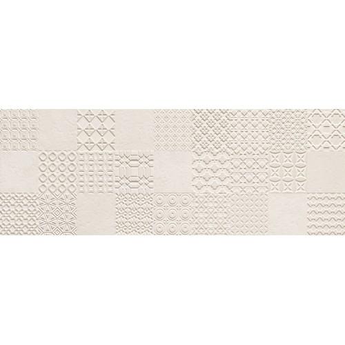 Tubadzin Integrally Light Grey 32,8x89,8 dekor