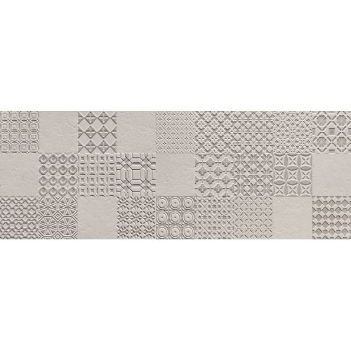 Tubadzin Integrally Grey 32,8x89,8 dekor