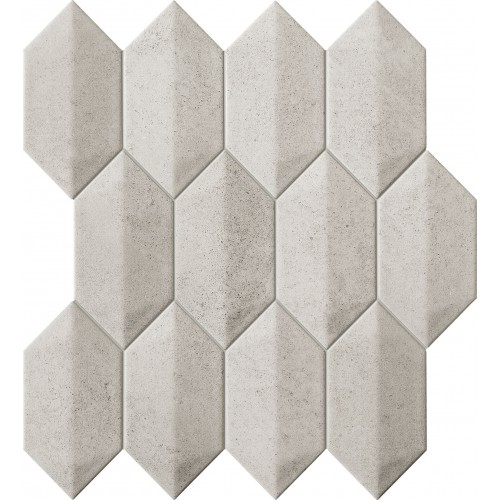 Domino Ceramika Dover Graphite 26,5x29,1 mozaik