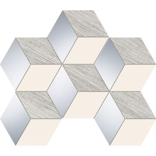 Ceramika Arte Senza Grey Hex 22,1x28,9 mozaik