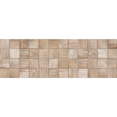 Cersanit Forest Soul Beige Structure 20x60 csempe