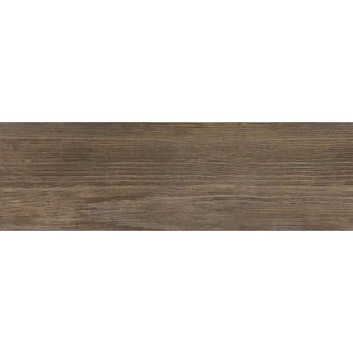 Cersanit Finwood Brown 18,5x59,8 padlólap
