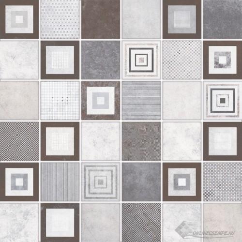 Unicer Cubica Gris 31,6x31,6 fali csempe