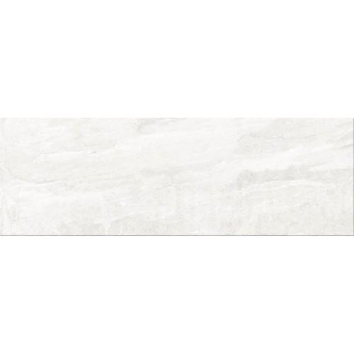 Cersanit Stone Flowers Grey 25x75 csempe