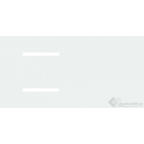 Unicer Ventana L2 Moon Blanco 20x40 dekor csempe