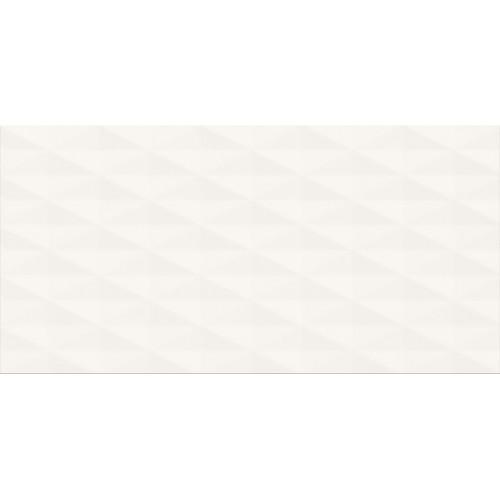 Cersanit PS807 White Satin Diamond STR 29,8x59,8 csempe