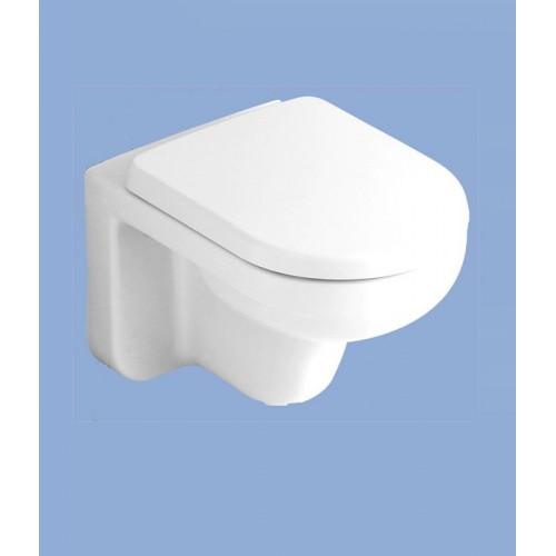 Alföldi Liner fali WC, mélyöblítésű