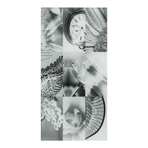 Arté Floris Glass 2 29,8x59,8 dekor csempe