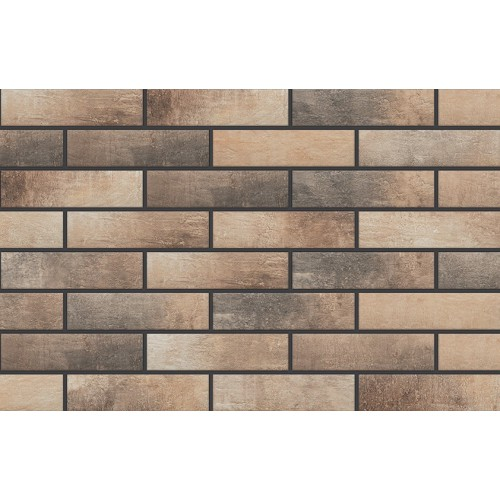 Cerrad Loft Brick Masala 6,5x24,5 fali burkolat (klinker)