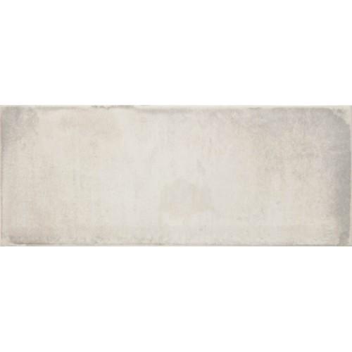 Cifre Ceramica Montblanc White 20x50 fali csempe