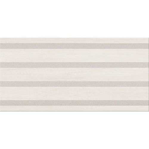 Cersanit Kersen Cream Inserto Stripes 29,7x60 dekor