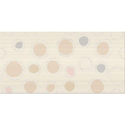 Cersanit Hortis Beige Inserto Geo 29,7x60 dekor