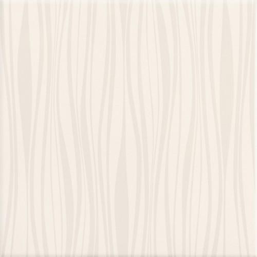 Cersanit Luno Bianco 33,3x33,3 padlólap
