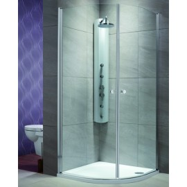 90x90 íves zuhanykabin