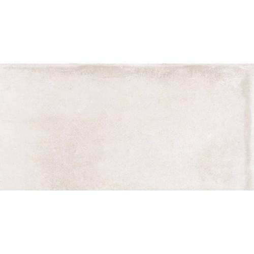 Keramika Kanjiza Maiolica Bianco 25x50 csempe