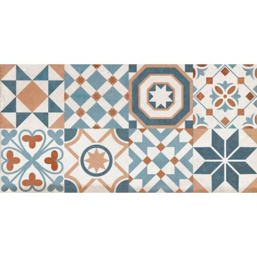 Keramika Kanjiza Maiolica Vintage 25x50 csempe