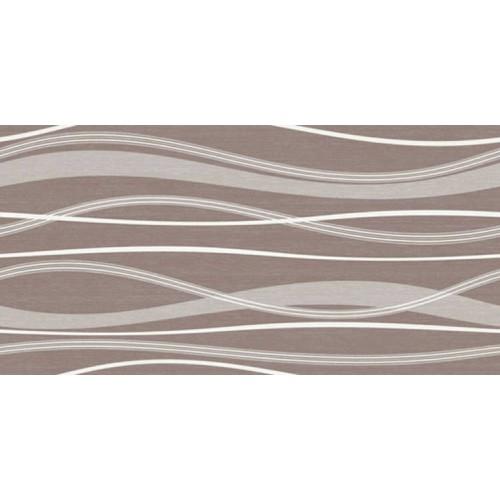 Keramika Kanjiza Habitat Waves Noce 25x50 csempe