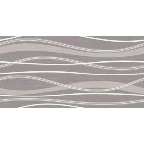 Keramika Kanjiza Habitat Waves Graphite 25x50 csempe