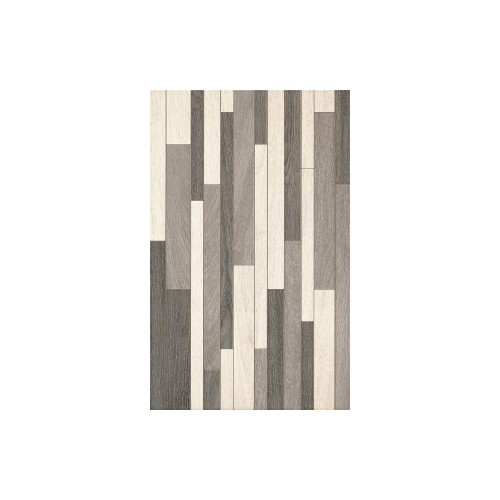 Kwadro Ceramika Ornelia Bianco Mosaic 25x40 csempe
