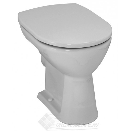 Laufen Pro álló WC lapos öblítés, hátsó kifolyás