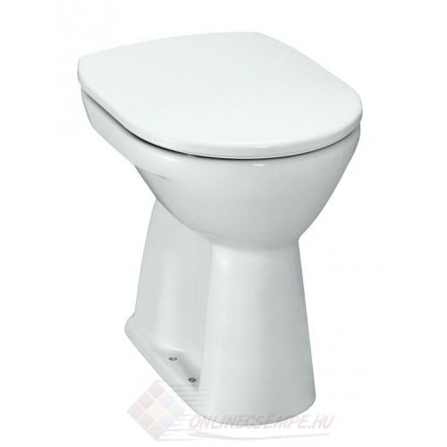 Laufen Pro álló WC lapos öblítés, alsó kifolyás