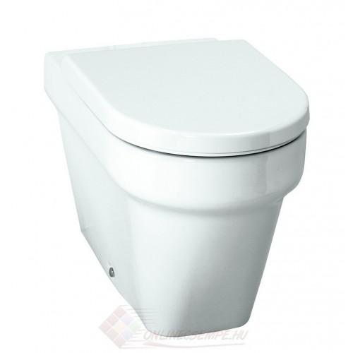 Laufen Form álló WC mély öblítés, variálható kifolyás