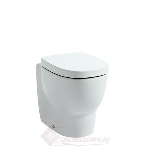 Laufen Mimo álló WC mély öblítés, variálható kifolyás