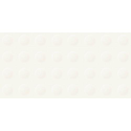 Paradyz Ceramika Modul Bianco Structure C 30x60 csempe