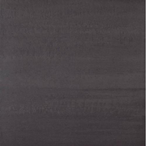 Paradyz Ceramika Doblo Nero 59,8x59,8 anyagában színezett gres, satin