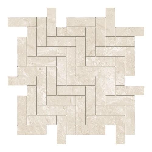 Arte Ceramika Sarda White 29,8x29,8 mozaik