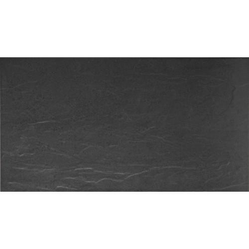 Unicer Pizarra Negro 27x50 csempe-padlólap