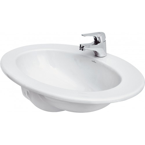 Cersanit Gamma 63 pultra szerelhető mosdó