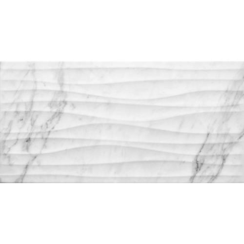 Keramika Kanjiza Carrara Onda 3D 25x50 csempe