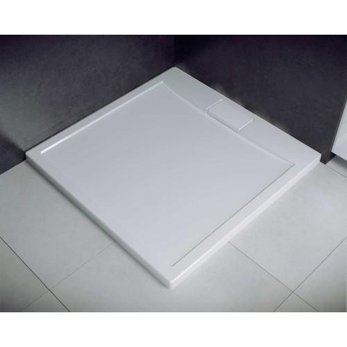 Besco Axim UltraSlim 90 szögletes zuhanytálca 90x90x4,5