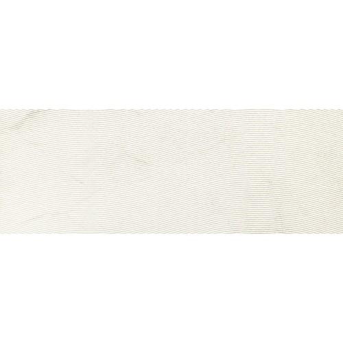 Tubadzin Organic Matt White 2 STR 32,8x89,8 fali csempe