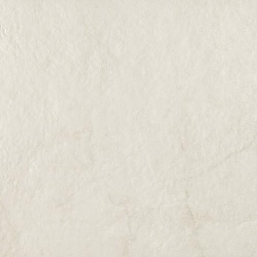 Tubadzin Organic Matt White STR 59,8x59,8 padlólap