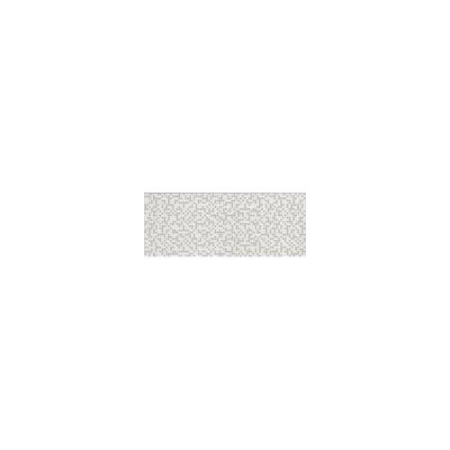 Ceramika Konskie Michelle Alfa White Inserto 20x50 dekor
