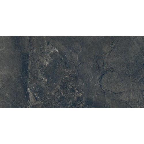 Tubadzin Grand Cave Graphite STR 59,8x119,8 padlólap