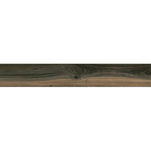 Tubadzin Wood Block Brown STR 23x149,8 padlólap