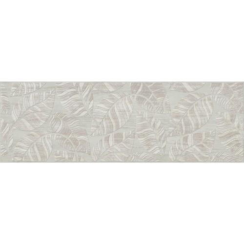 Cersanit Livi Beige Inserto Leaves 19,8x59,8 dekor