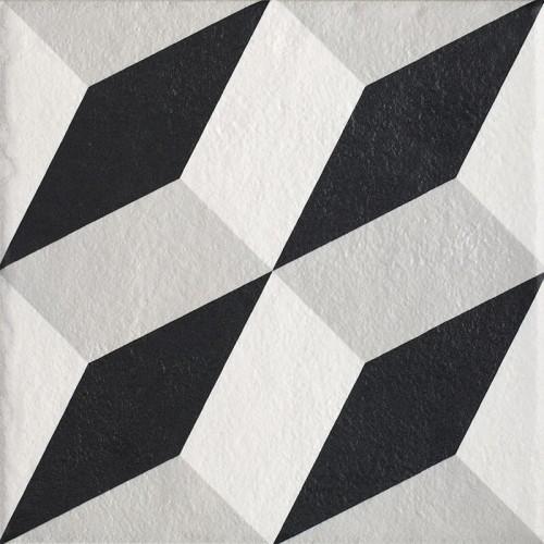 Paradyz Ceramika Modern Motyw A 19,8x19,8 padlólap