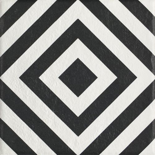 Paradyz Ceramika Modern Motyw B 19,8x19,8 padlólap